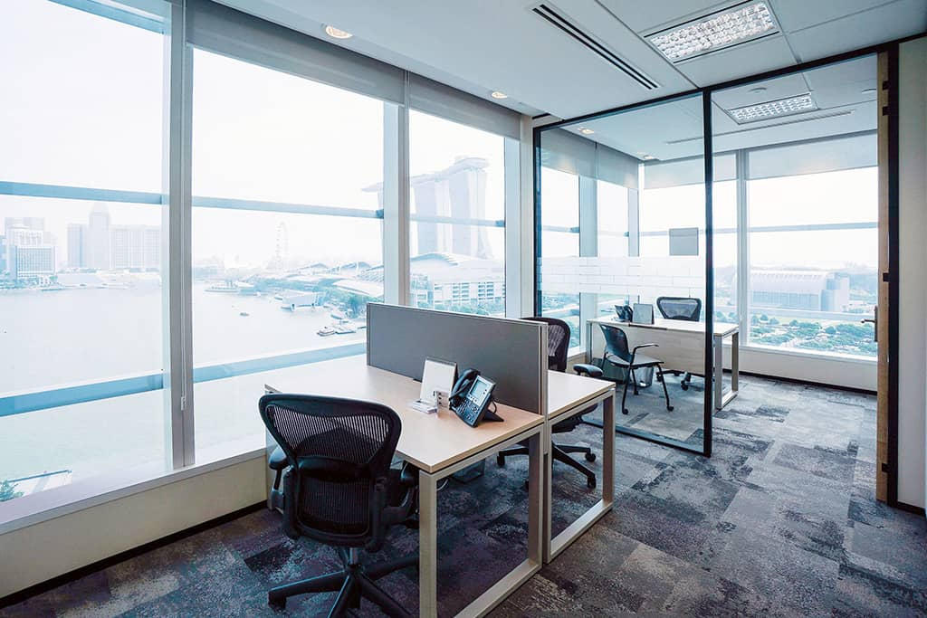 Private office spaces for rent or lease