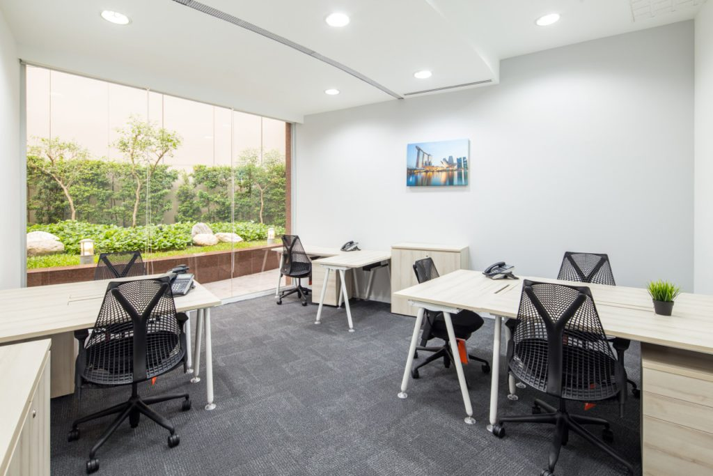 private office spaces for rent or lease in the USA