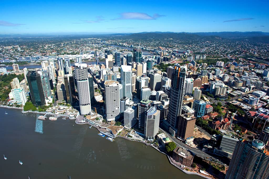 Brisbane co-working spaces for rent
