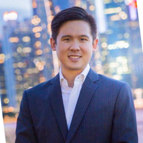 Anders Lim osDORO Vice President of Sales