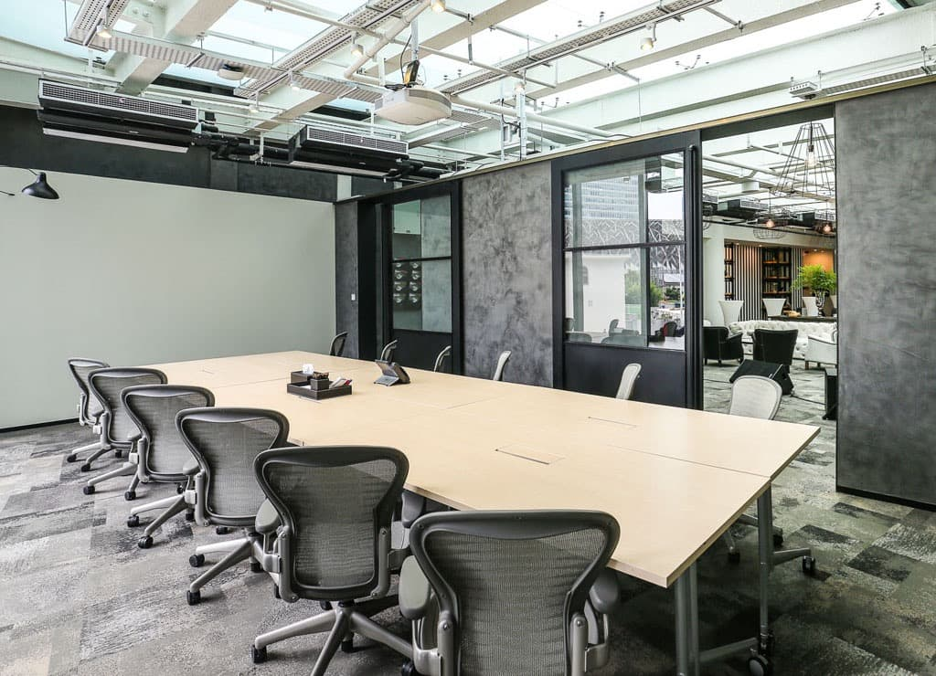Regus office spaces for rent