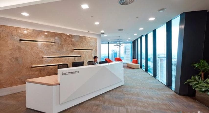 serviced office in Singapore for rent and lease