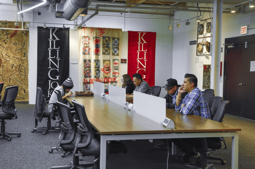 2112 coworking space in chicago