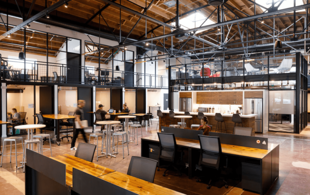 alchemy creative workspace coworking spaces in denver
