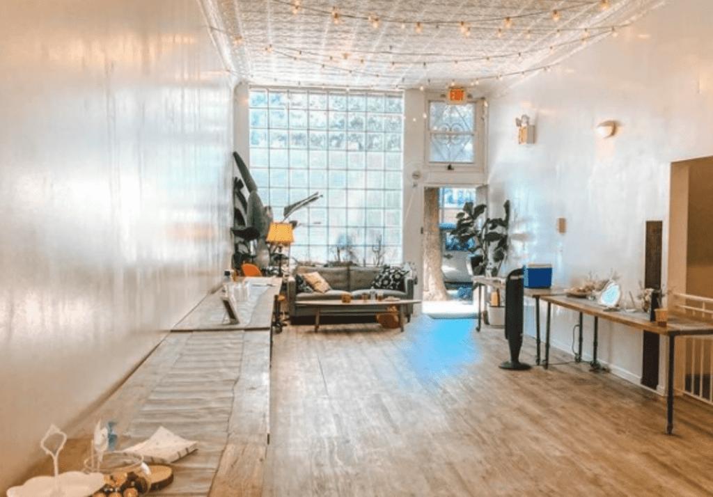 bat haus coworking space in brooklyn, new york