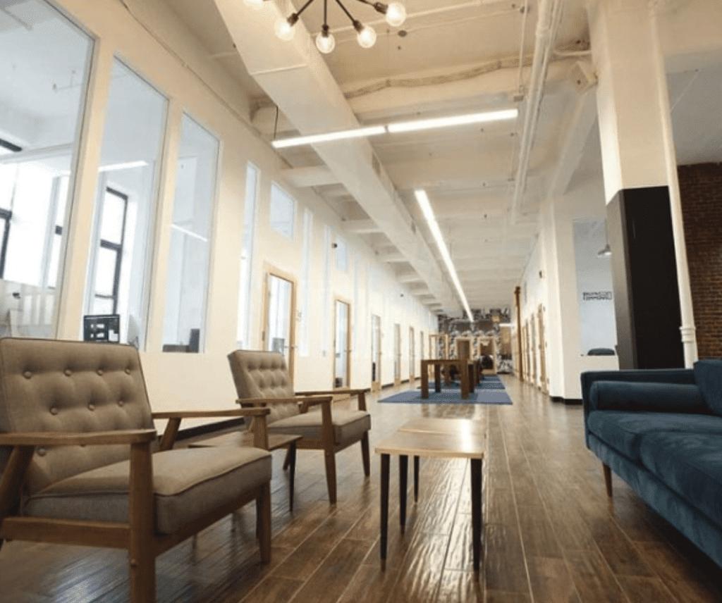 bklyn coworking space in brooklyn, new york