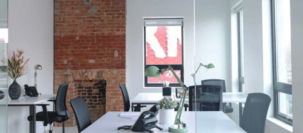 bond collective coworking space in brooklyn, new york