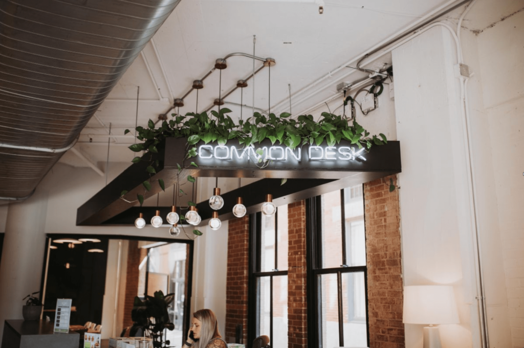 common desk coworking spaces in austin, texas