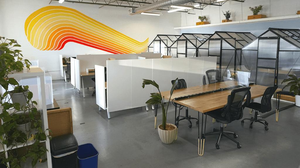 createscape coworking spaces in austin