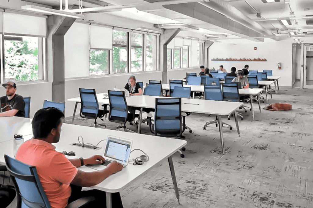 enterprise coworking spaces in denver