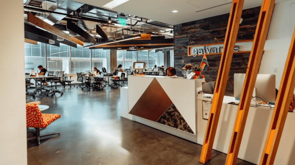 galvanize coworking spaces in denver