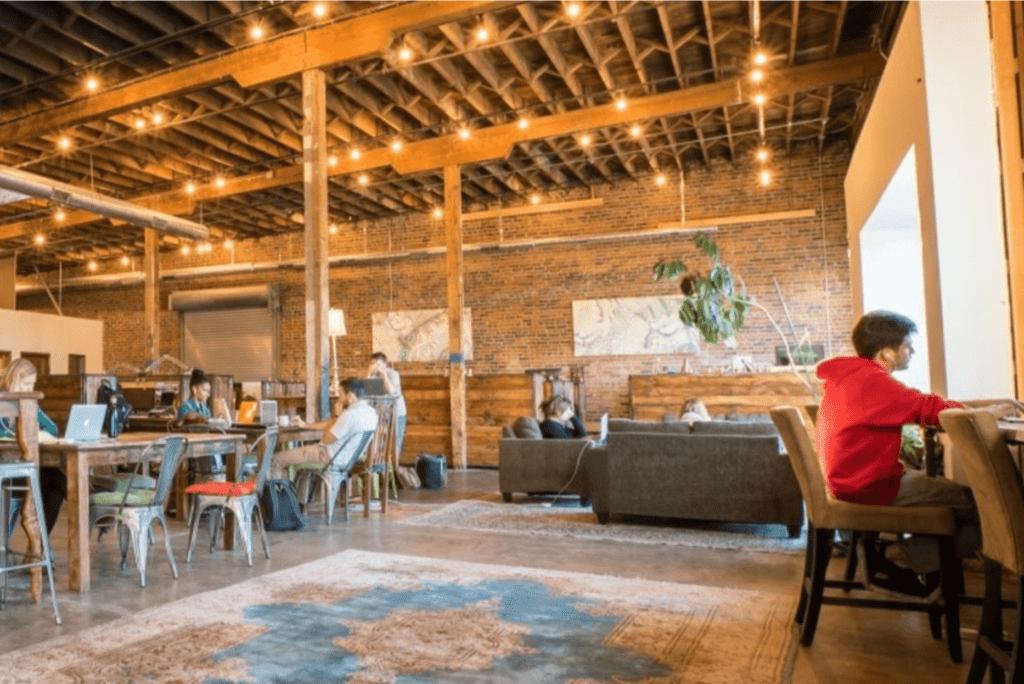 greenspaces coworking spaces in denver