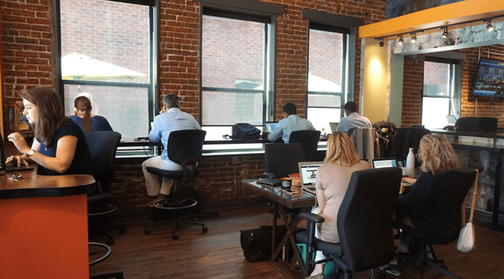 shift workspaces coworking spaces in denver