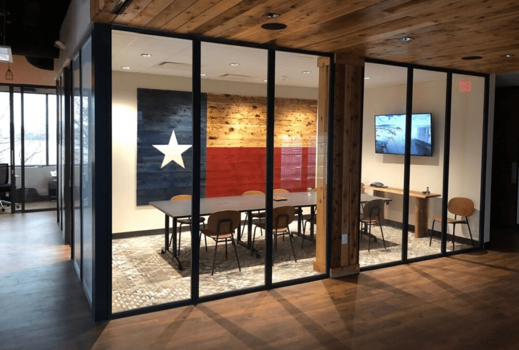 the ranch office coworking spaces in houston
