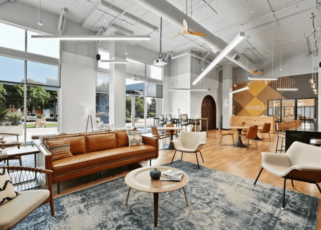 venture x coworking spaces in dallas
