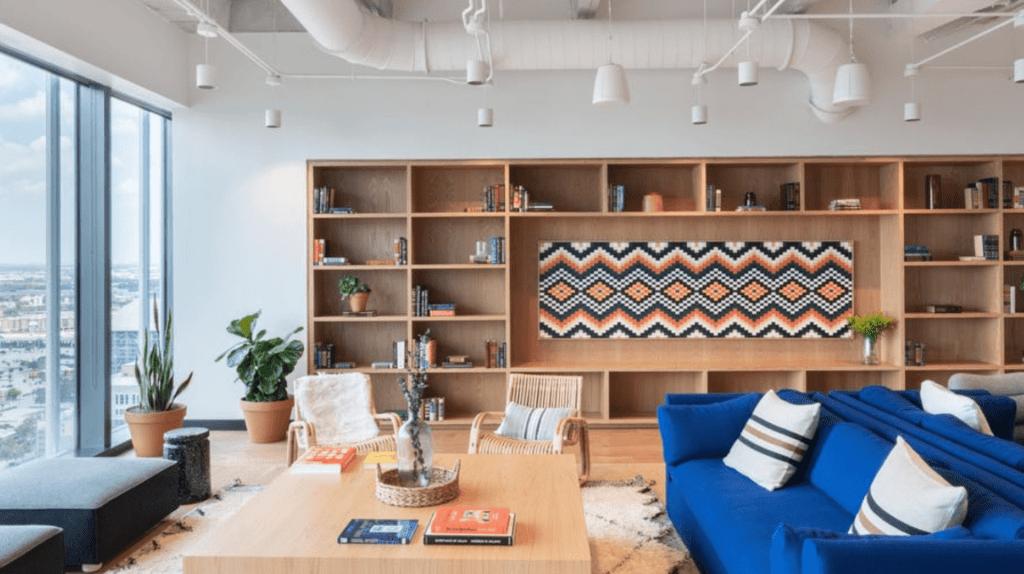 wework coworking spaces in houston