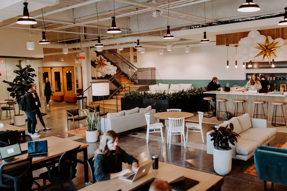 Common Desk Houston