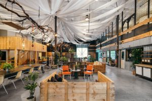 vuka coworking space in Austin, Texas