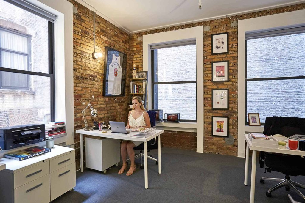 New York City Coworking Space for Rent