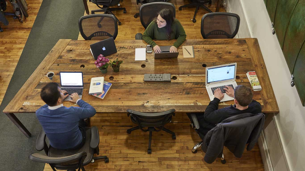 cheap coworking spaces nyc