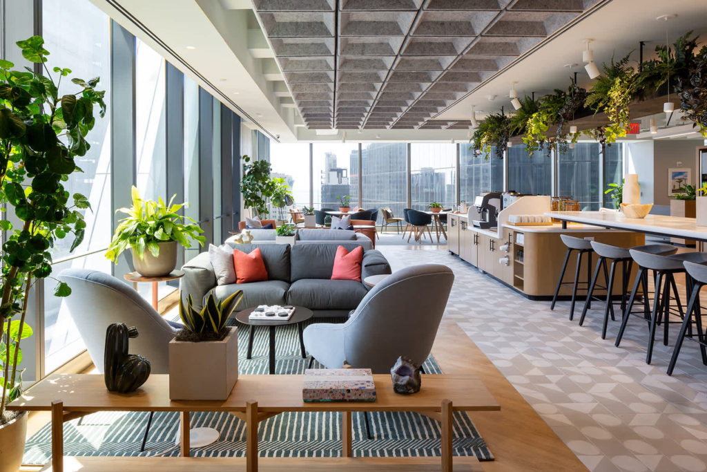 New York Coworking Spaces for Rent