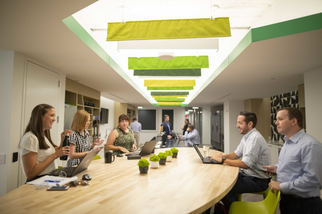 shared office space and flexible office spaces for rent