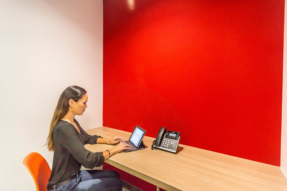 shared office space