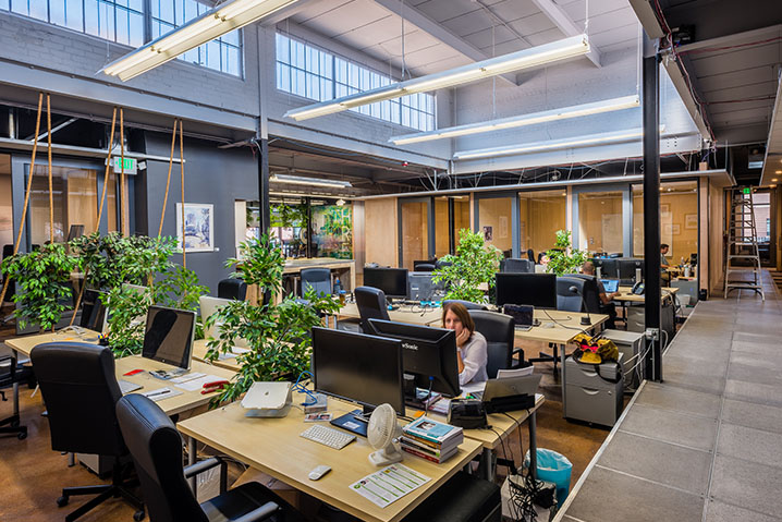 thrive coworking space