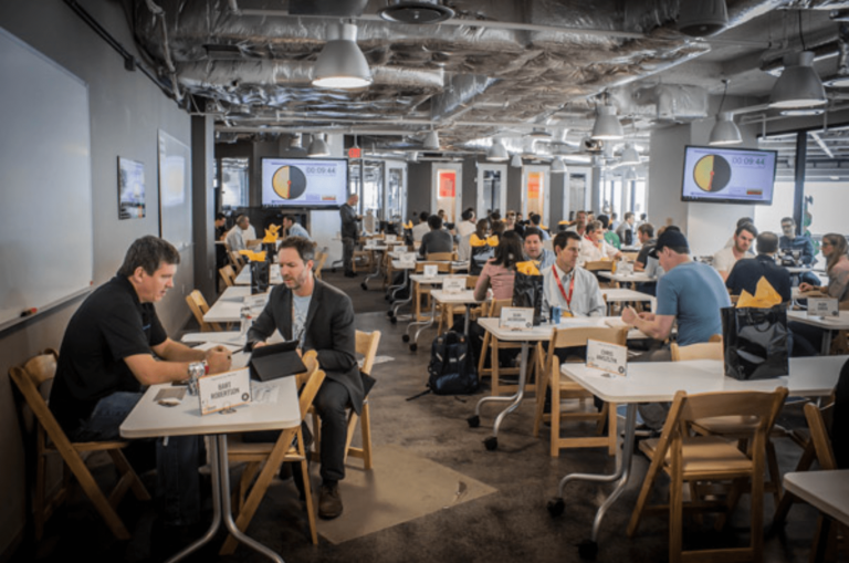 capital factory coworking spaces in austin