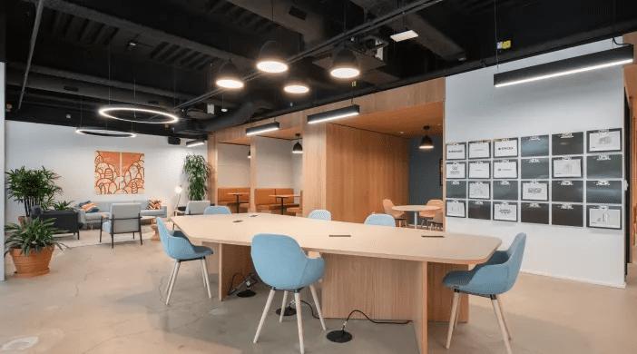 regus coworking space