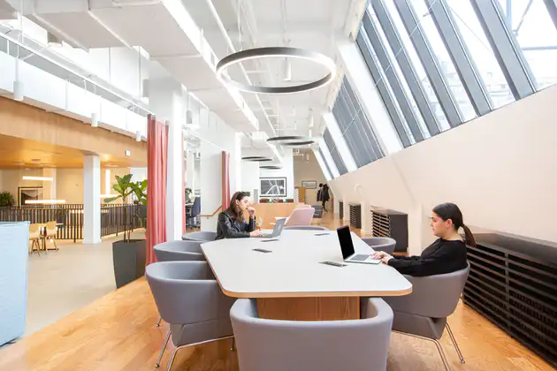 coworking space environment in the new normal