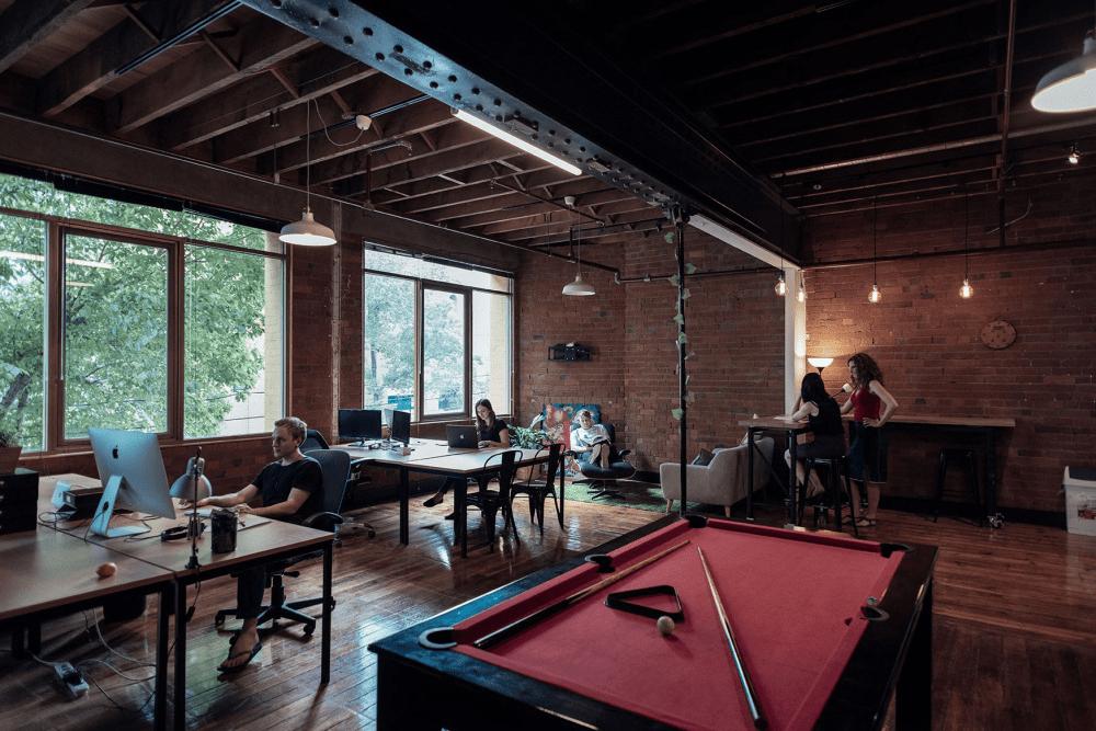 framework melbourne coworking space