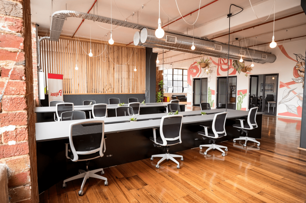 inspire9 coworking space melbourne