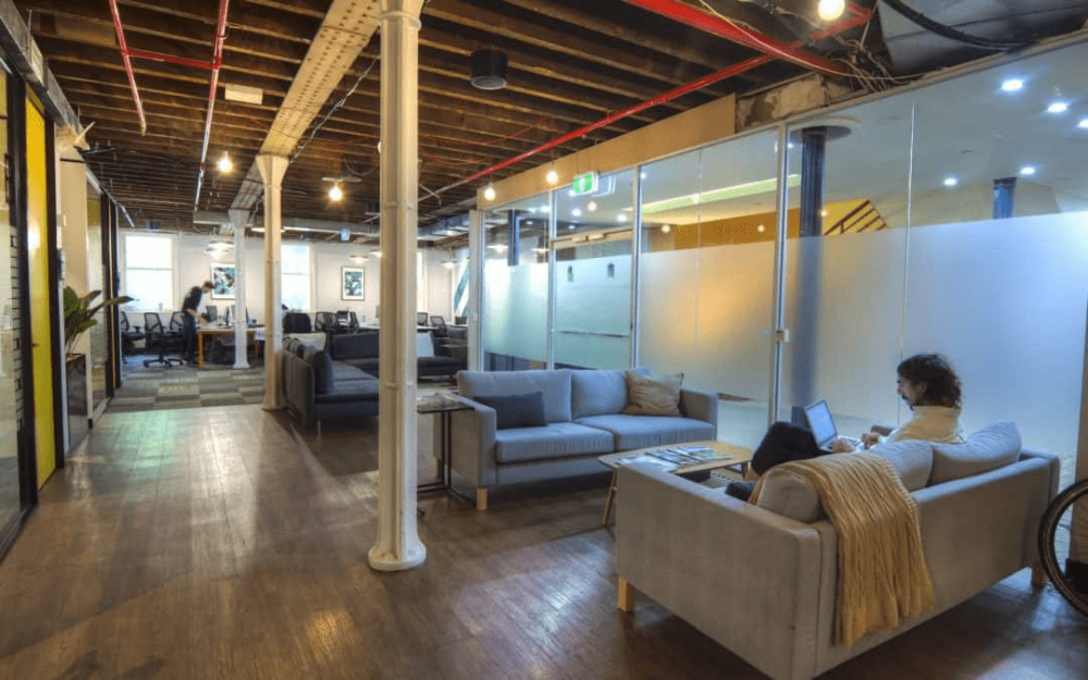ybf ventures coworking space melbourne